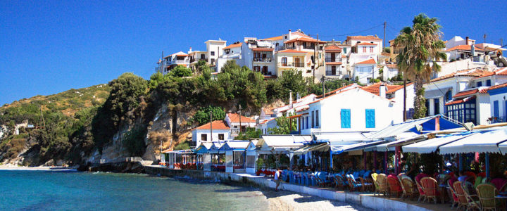 A guide to partying on the island of Samos