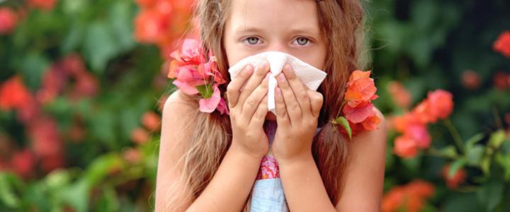Coping With Children's Allergies