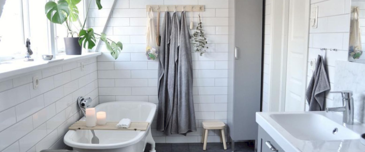 Ideas for Scandinavian Bathroom Design