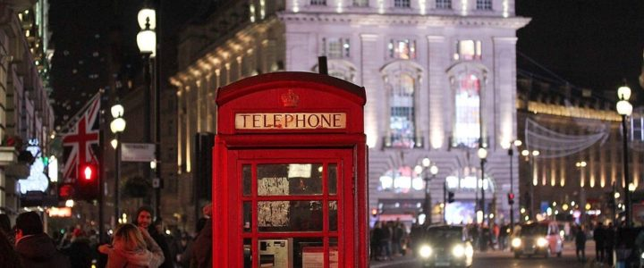 Reasons To Visit London This Christmas