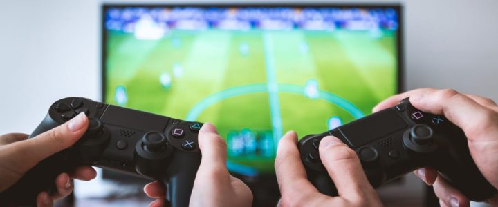 What is online gaming and how does it operate?