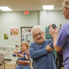 Aging Gracefully, How to Stay Sprightly in Old Age