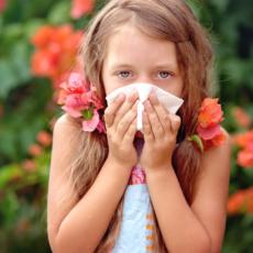 Coping With Children's Allergies