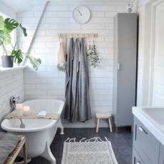 Ideas for Scandinavian Bathroom Design
