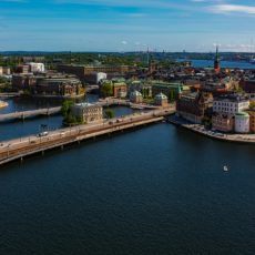 Working spaces in Stockholm