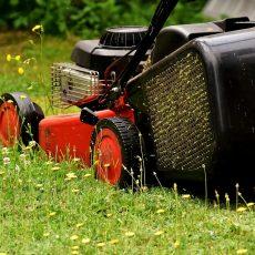 Easy DIY lawn mower maintenance