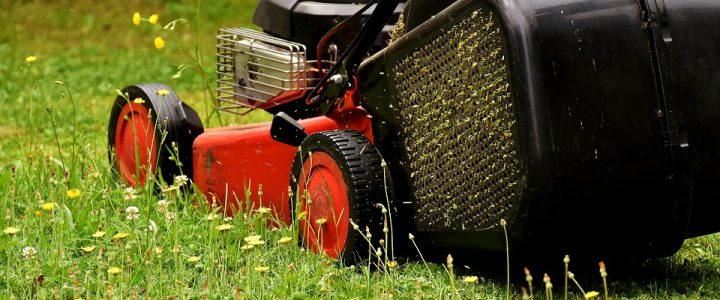 Easy DIY lawn mower maintenance